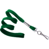 Green ID Card Tag / Lanyards