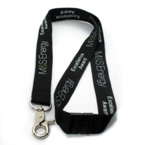 ID Card Flat Tag / Lanyards