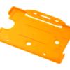 Orange Color ID Card Holder