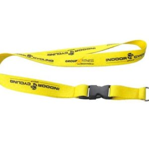 Yellow ID Card Tag / Lanyards
