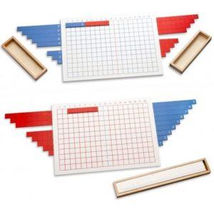 Addition Strip Board - Montessori Educational Materials