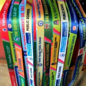 All Colour Indian Satin 16MM with Different Type Fitting ID Card Lanyard/Tag
