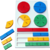 Fraction Board - Wooden Educational Equipments