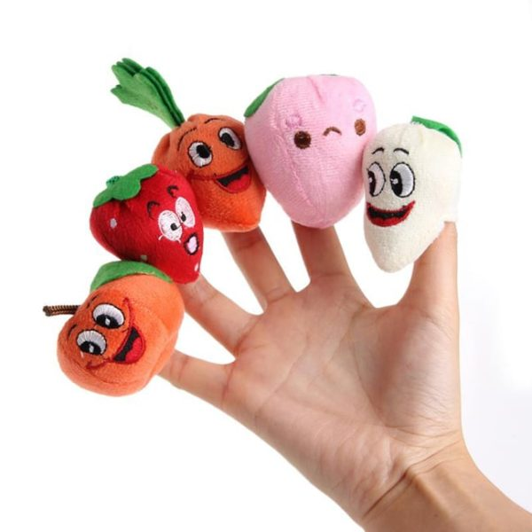 Hand Finger Puppet - Educational Equipments