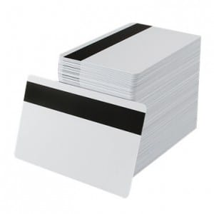ID Card Magnetic Plain Cards