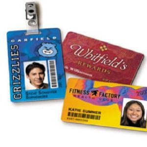 ID Card Synthetic Printing Sheet
