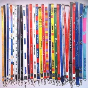 Multicolour 20MM ID Card Lanyard/Tag