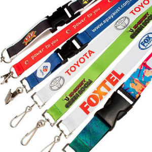 Multicolour Special Size ID Card Lanyard/Tag