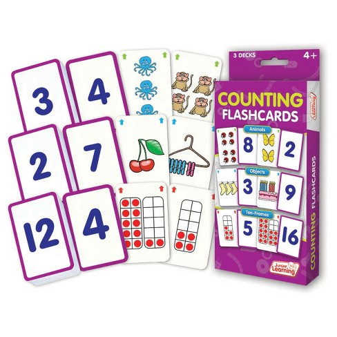 Number Count Flashcard - Educational Equipments