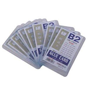 Plastic Badge Cover Imported B1, B2, B3, B4