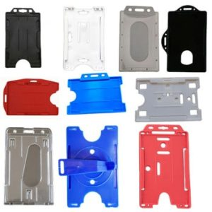 Plastic Different Type ID Card Holder