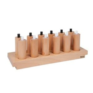 Pressure Cylinders - Montessori Educational Materials