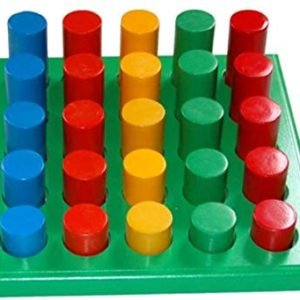 Rod Sorting Board - Educational Equipments