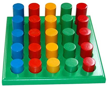 Rod Sorting Board - Educational Equipments