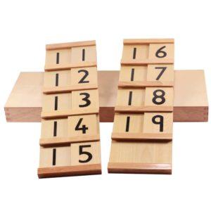 Sequins Boards - Montessori Educational Materials