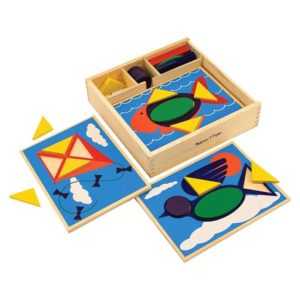 Shape Hut - Wooden Educational Equipments