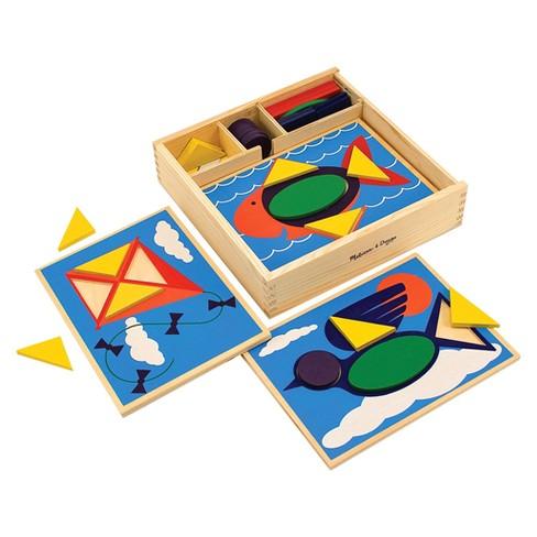 Shape Hut - Wooden Educational Equipments