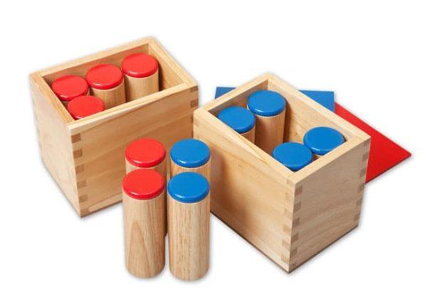 Sound Boxes - Montessori Educational Materials
