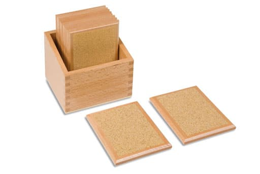 Touch Tablets - Montessori Educational Materials