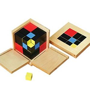Trinomial Square - Montessori Educational Materials